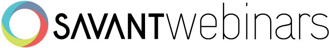 Savant-webinars-logo